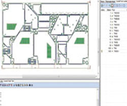 Example of tool list in RADAN 2012 R2